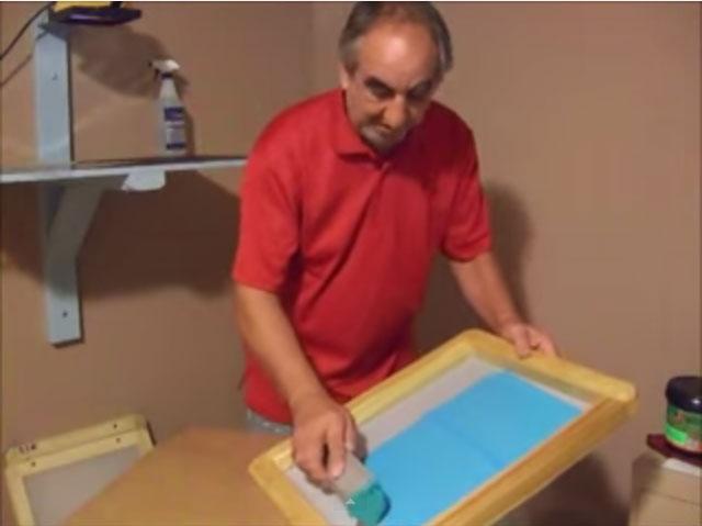 How to Burn an Image & print a tshirt